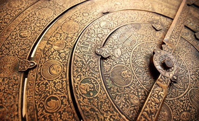 golden age, Islam,clock