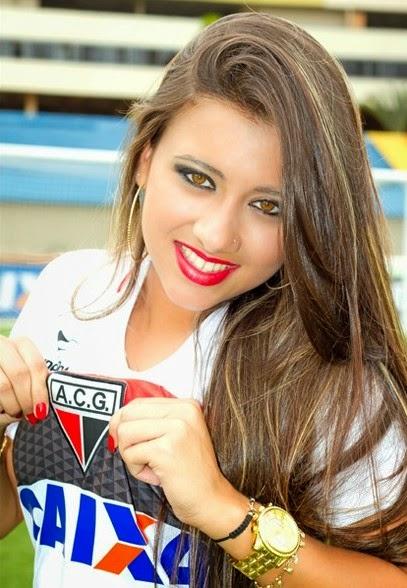 Musa do Atlético-GO, Alessandra Pontes Freitas