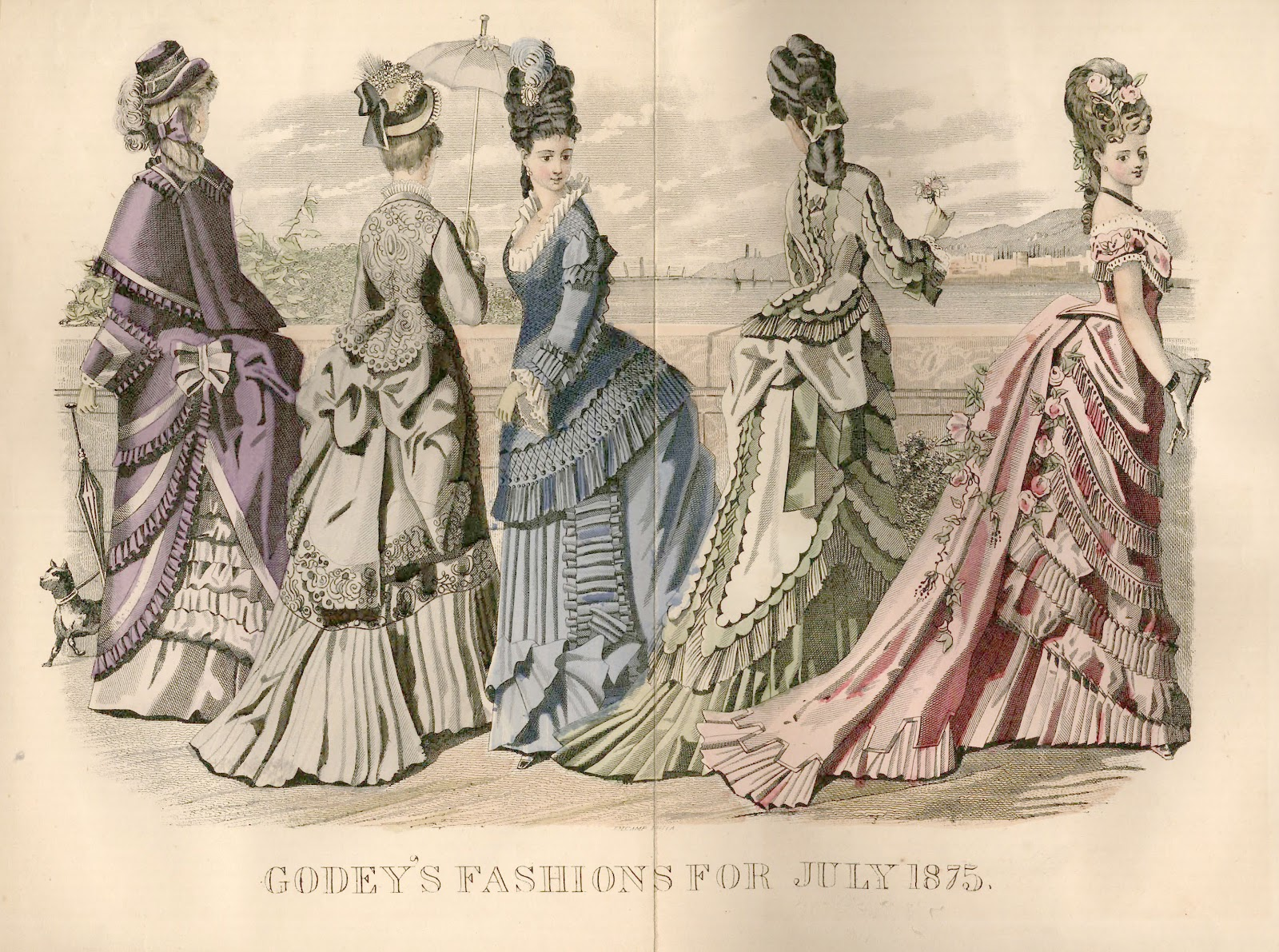 godeys ladys book Connect to resource godey's lady's book was first published in 1830 and quickly became the first successful american journal for women this digitized and searchable database of the.