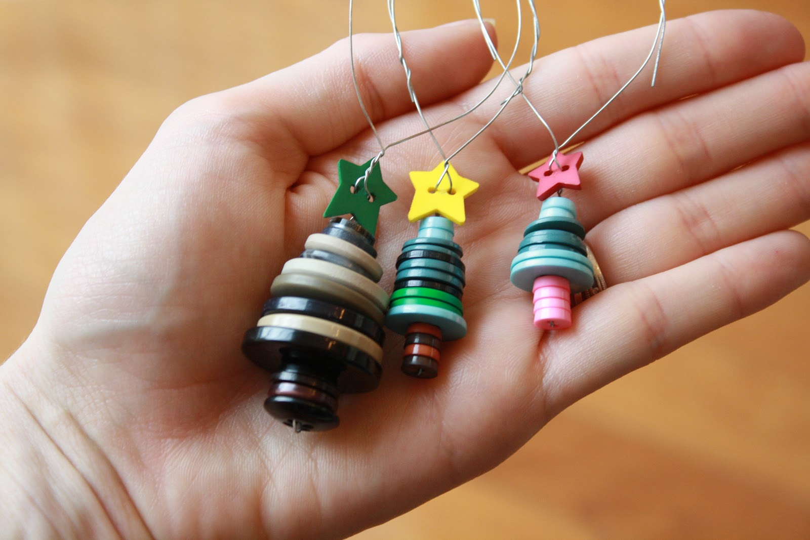 Joyful treasure hunting creations button