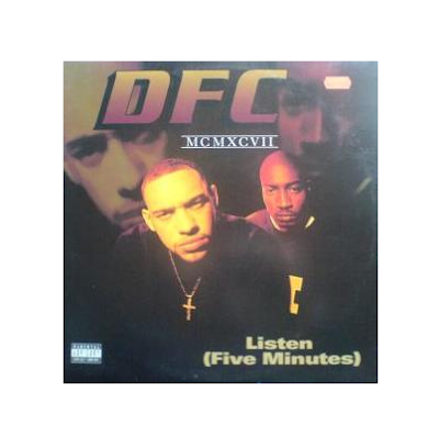 DFC – Listen (Five Minutes) / Blaugh (CDS) (1997) (320 kbps)