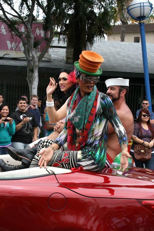 Raja LA Pride Parade 2011