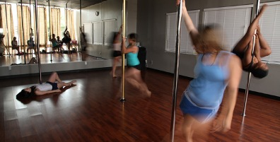 Pole Dancing Houston