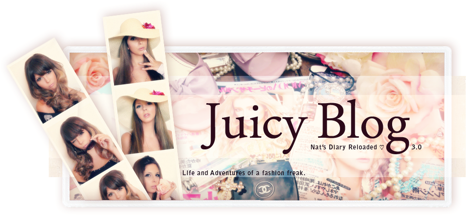  JUICY BLOG 