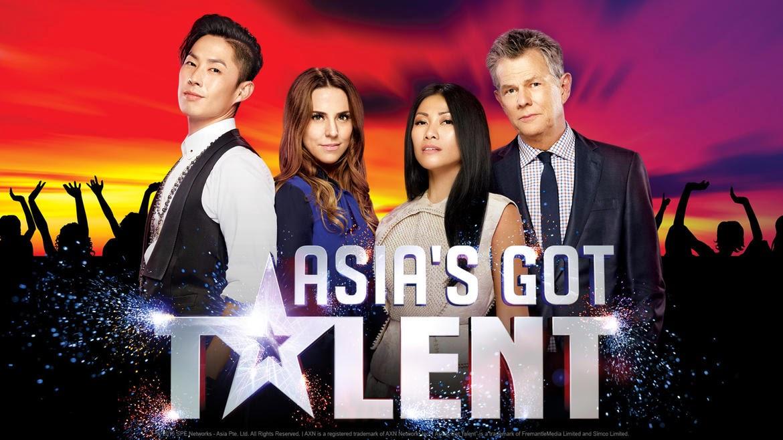 Asia's Got Talent Judges