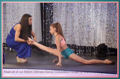Kira and daughter Kalani from Abby's Ultimate Dance Competition season 2