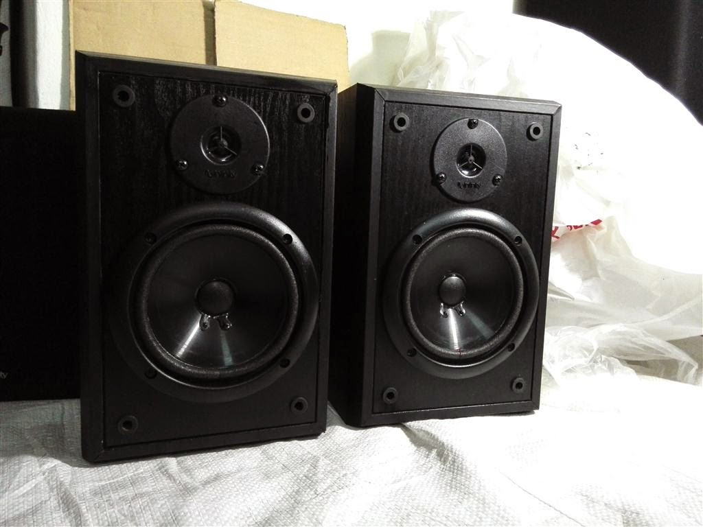 Not Available Infinity Reference EL Standmount Speakers
