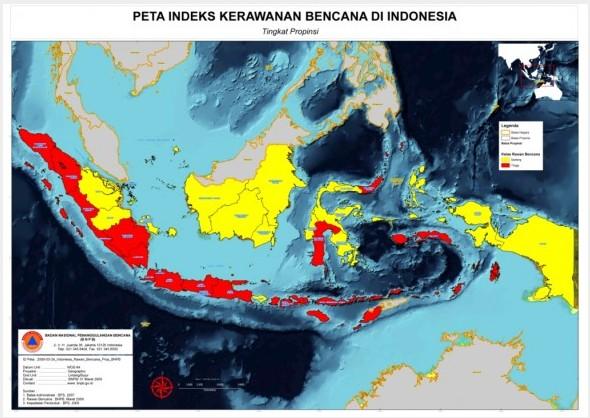 Penyebab Indonesia Diguncang 5 Gempa dalam 2 Hari Terakhir