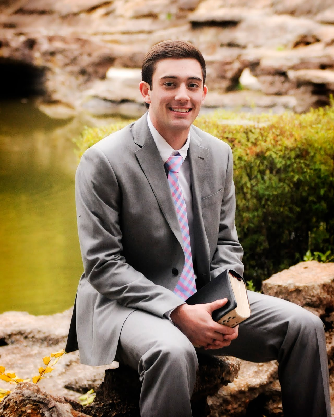 Elder Nathan Pennington