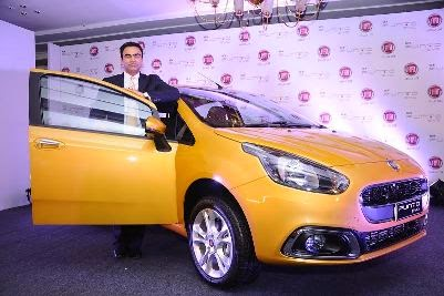 """New Punto Evo"" starting at Rs. 4,65,415 ex-showroom, Bangalore"