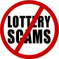 receive an email from microsoft lottery google lottery yahoo lottery