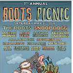 The Roots Picnic is coming!!