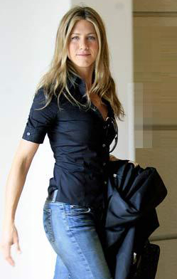 Iclumsy Star Style Jennifer Aniston