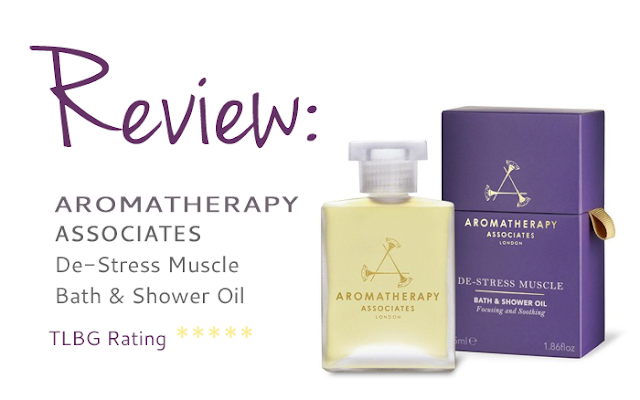 Review: Aromatherapy Associates De-Stress Muscle