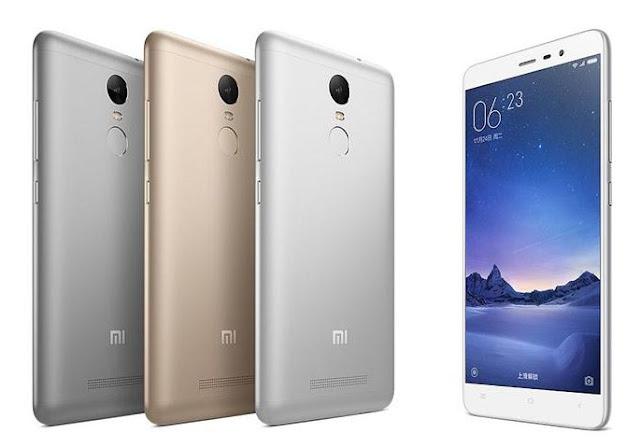 Harga HP Xiaomi Redmi Note 3