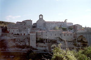 The Abbey of Lagrasse