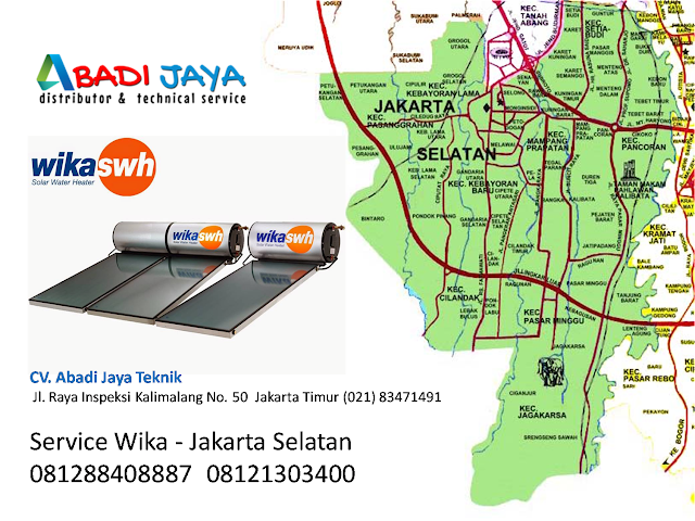 Service Center Wika Jakarta Selatan