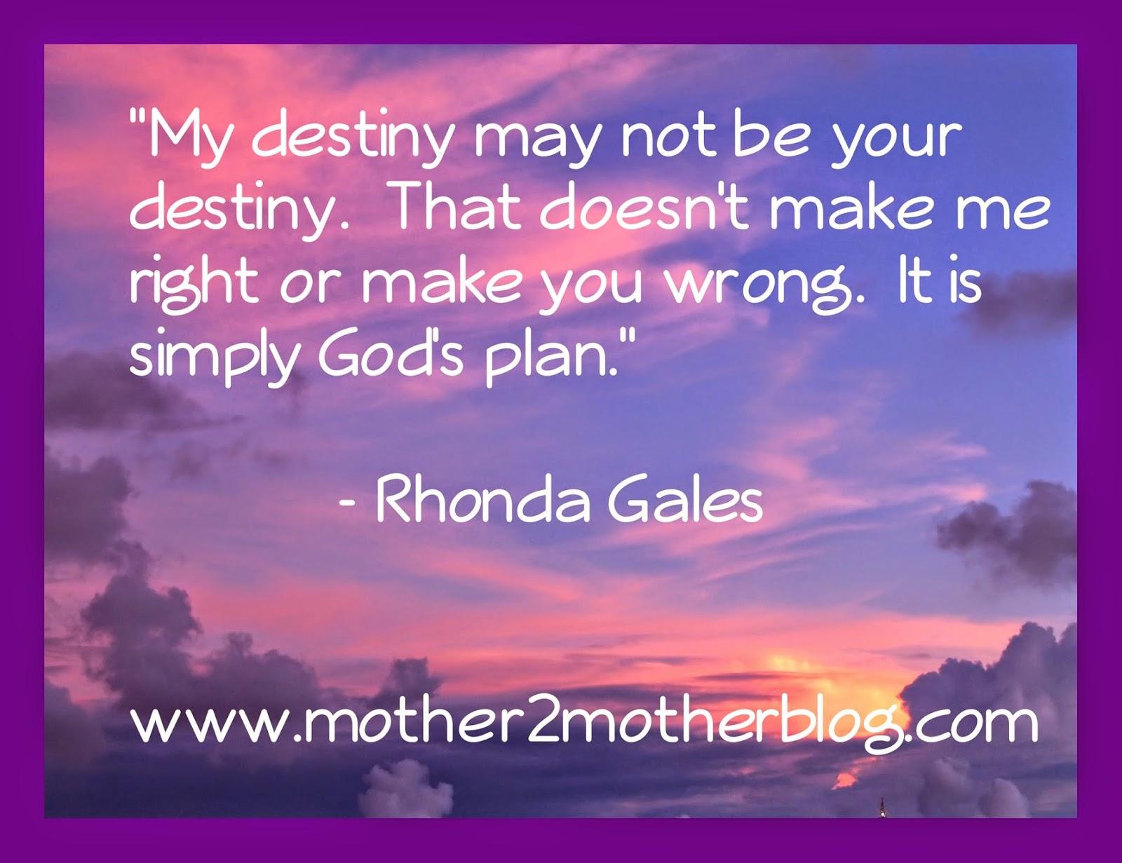 Inspirational Quotes About Destiny. QuotesGram