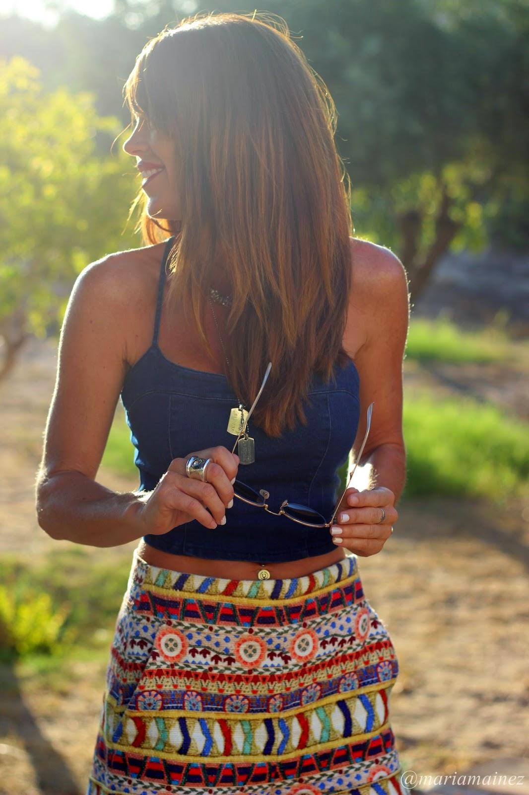 Atardecer - Smile - shorts colores - tendencias 2014