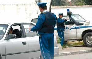 الشرطة تبدأ بمحاربة مظاهر الانحلال الخلقي