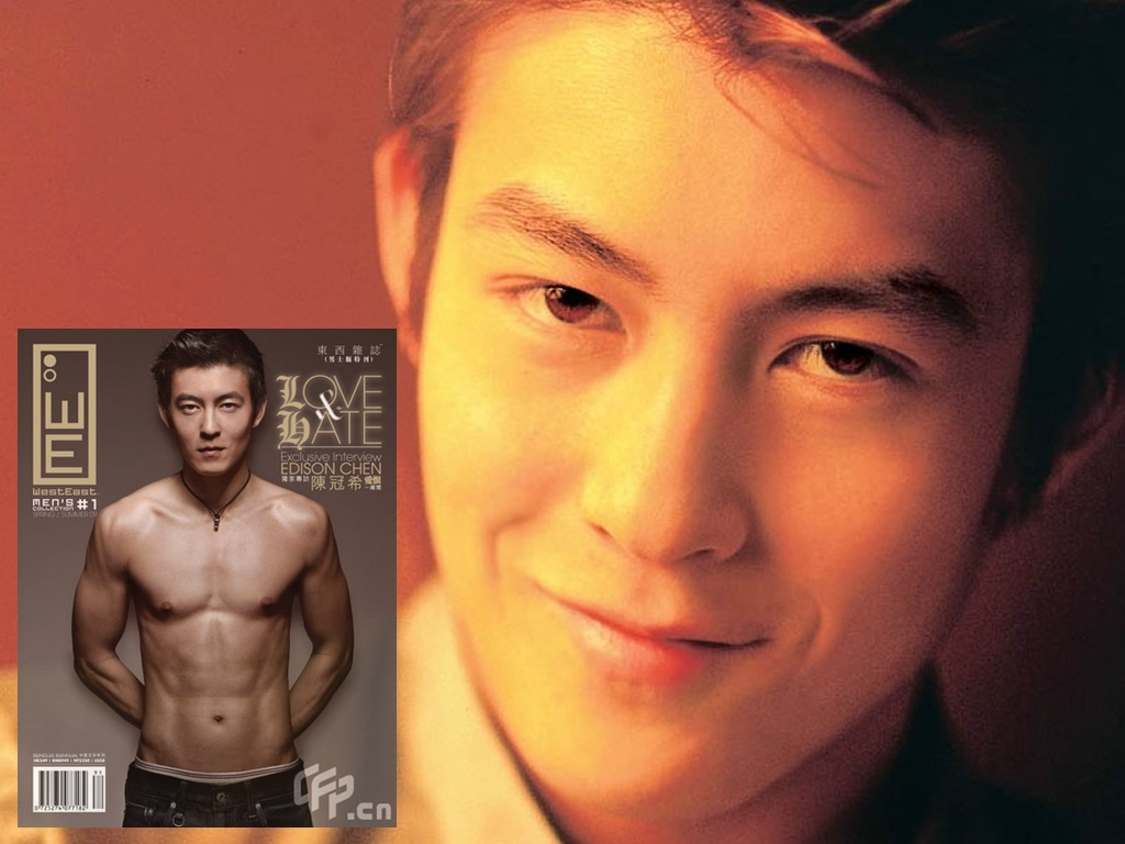 Confirm. was Edison chen scandal picture nude topic