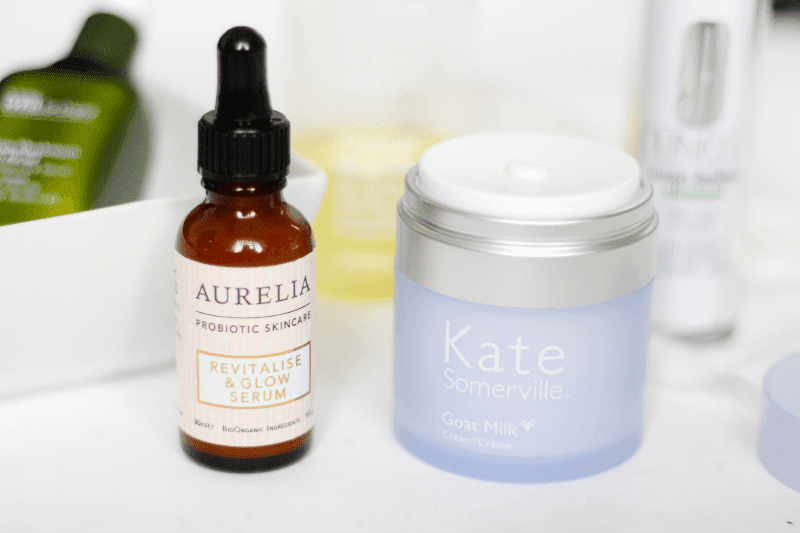 kate somerville goat milk aurelia revitalise and glow review