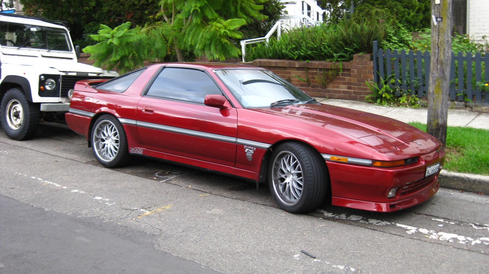 Aussie old parked cars 1990 toyota supra gt 30 turbo 1990 toyota supra gt 30 turbo sciox Gallery