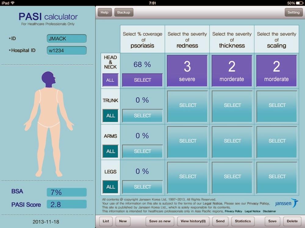 Pharma Marketing Blog Another Pasi Calculator Mobile