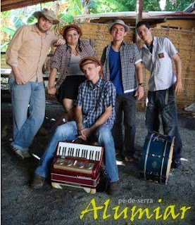 Banda Alimiar - Forró Pé de Serra - Gospel