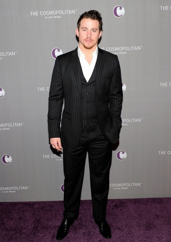 Celebrity Heights   Ho... Channing Tatum Stats