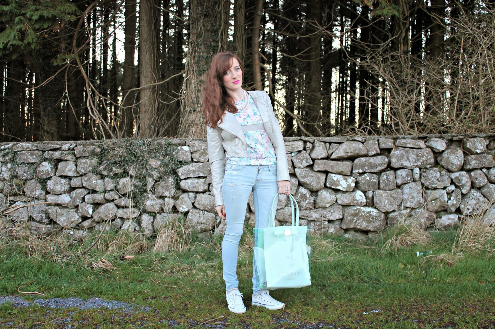 Fashion Blog Galway Woods