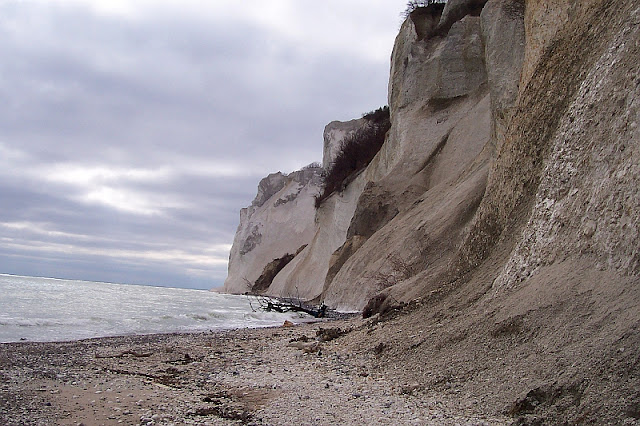 the Cliffs of Møn