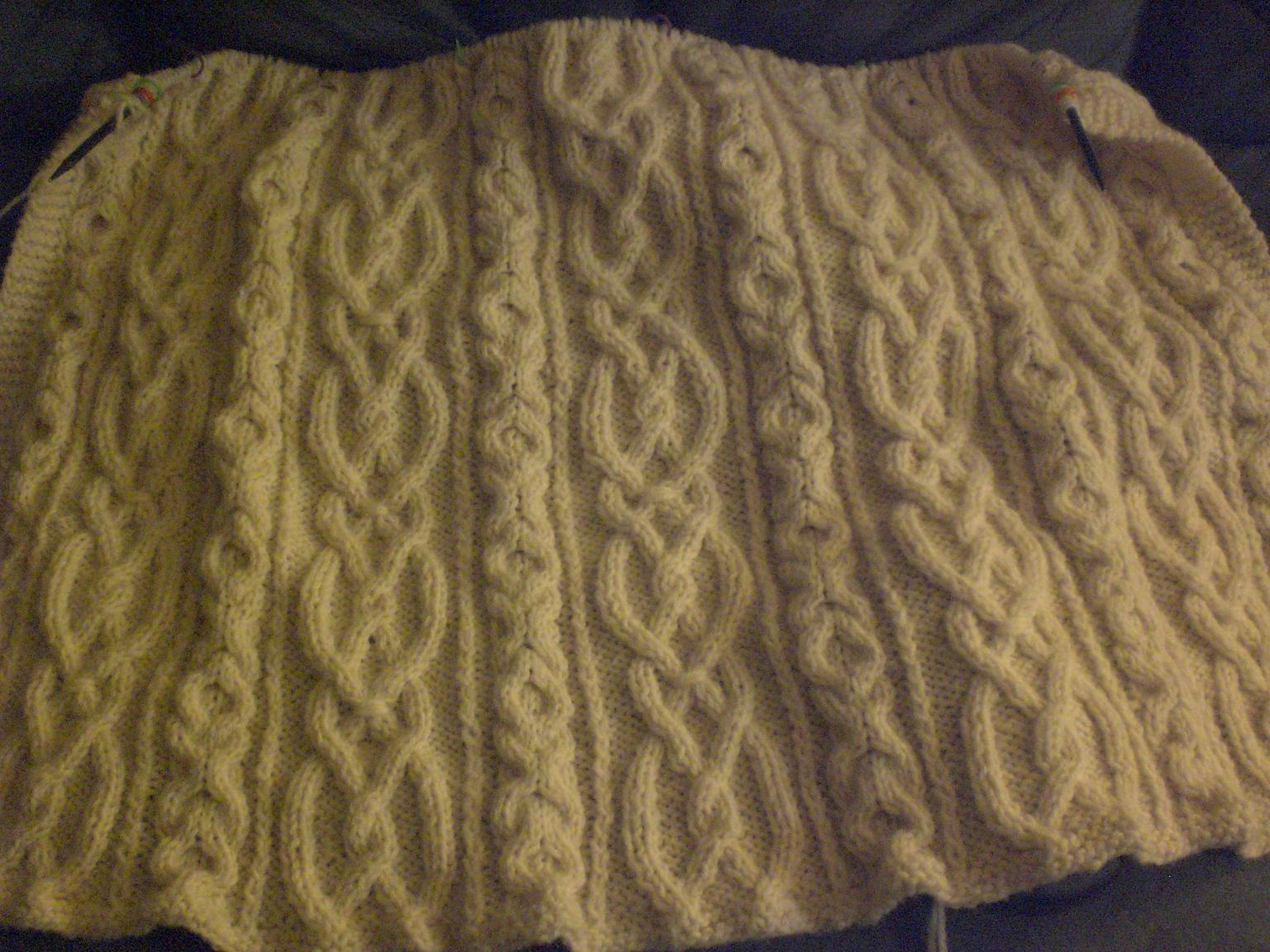 Lovers Knot Knitting Stitch : Luvsknitting: The Lovers Knot Afghan & Other Ideas