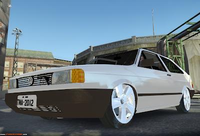 Volkswagen Gol CL 1.6 Para GTA IV