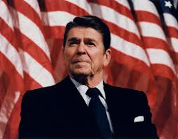 40TH U.S. PRESIDENT RONALD WILSON REAGAN