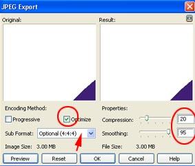 Cara Merubah File Format CDR Ke JPG