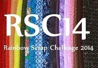 Rainbow Scrap Challenge 2014