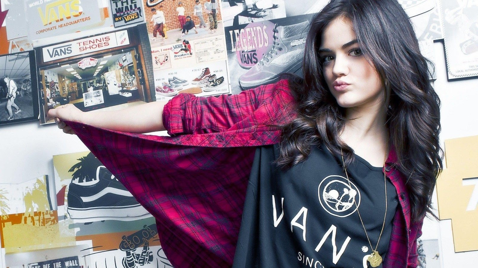 Lucy Hale American Actress