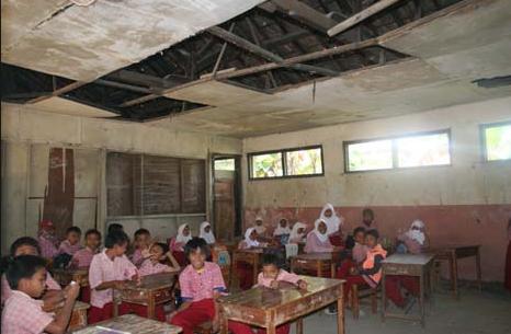 Tragis, 10.985 Desa Tidak Mempunyai SD