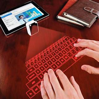 Лазерные клавиатуры
