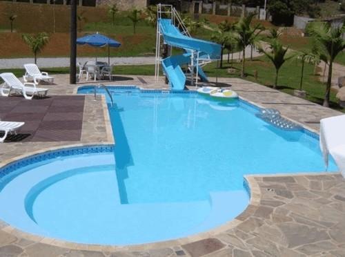E f s limpeza de piscina em geral e manuten o residencial for Piscina residencial