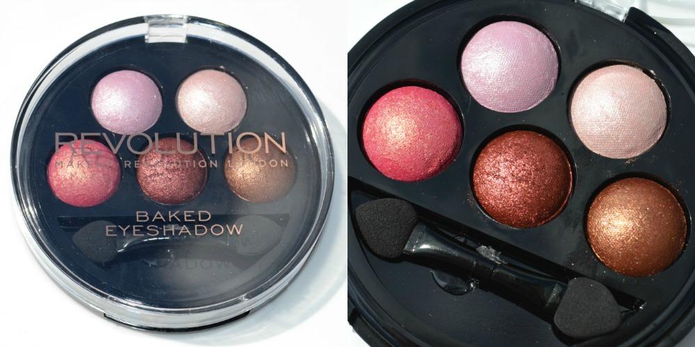 NUEVAS ADQUISICIONES - Página 3 Makeup+Revolution+5+Baked+Eyeshadows+-Chocolate+Deluxe