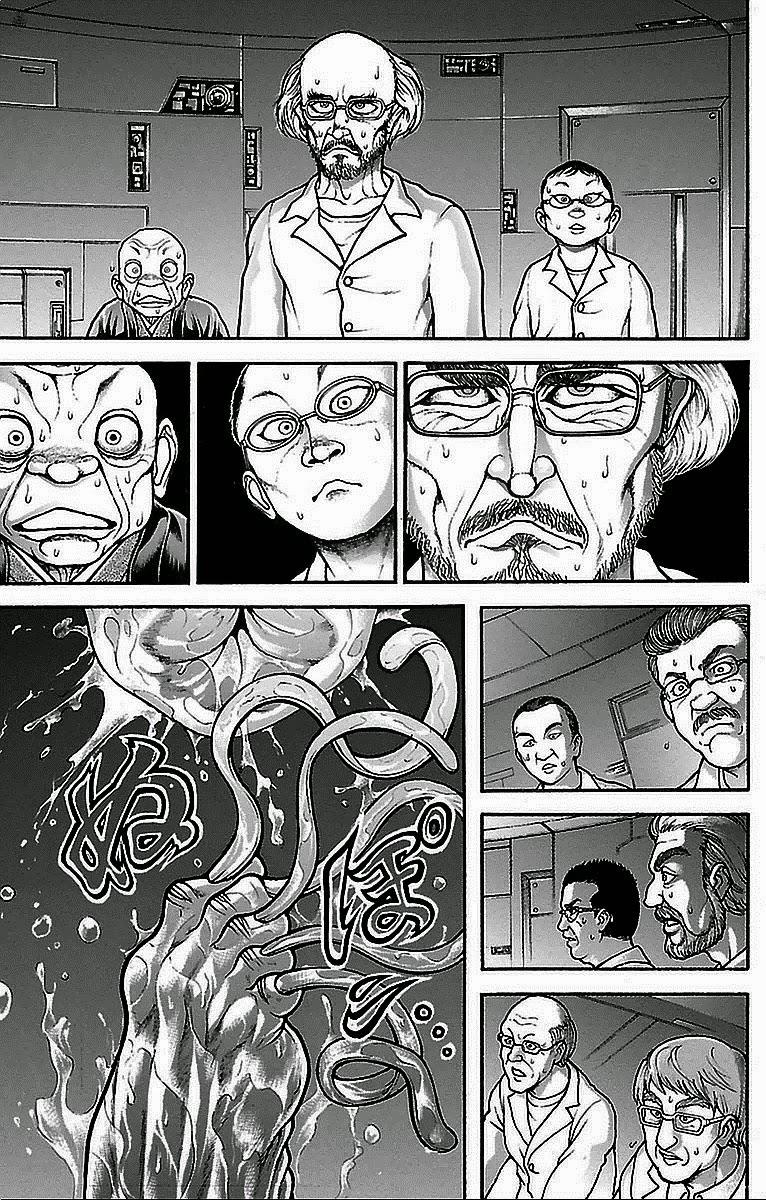 Baki Dou chap 10 Trang 17 - Mangak.info