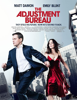 The Adjustment Bureau (2011) Hindi Dual Audio BluRay | 720p | 480p | Watch Online and Download