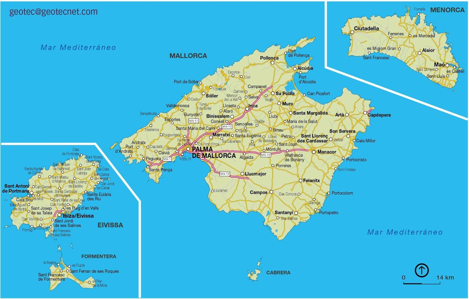 Lluc la llar de la mare enero 2014 - Codigo postal mallorca palma ...
