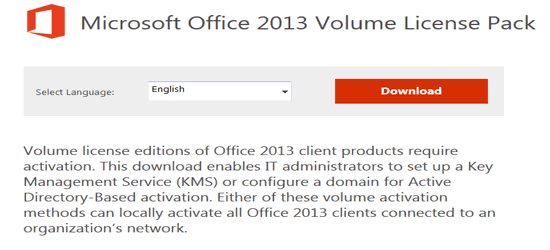 activate office 2013 without key