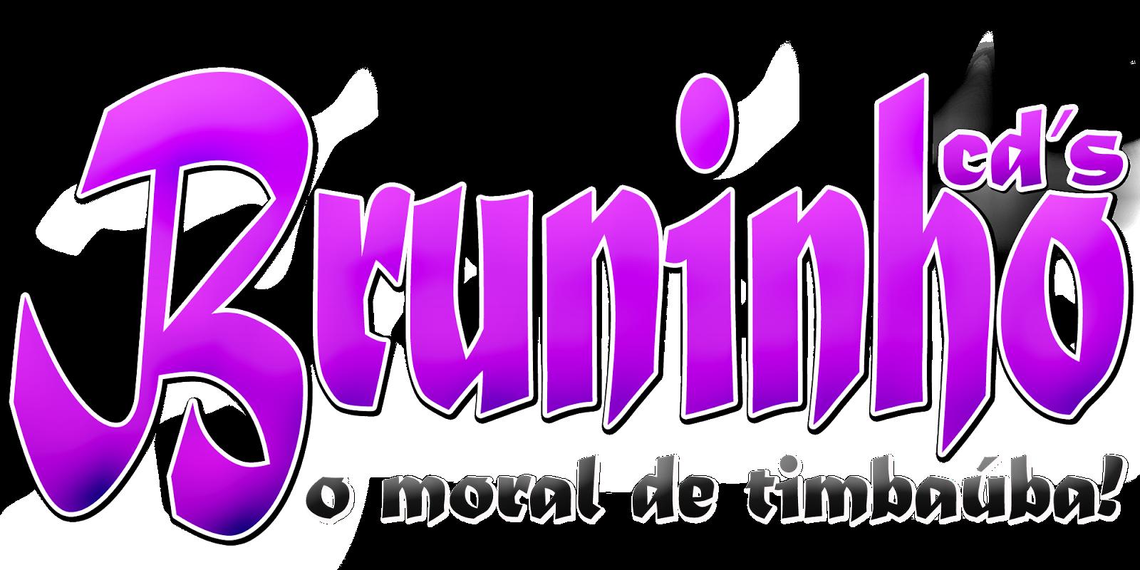 Bruninho CDs O Moral De Timbaúba-Pe
