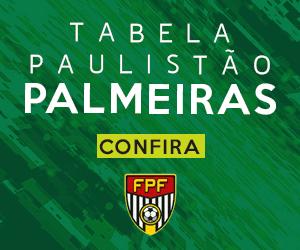 Tabela Paulistão 2018