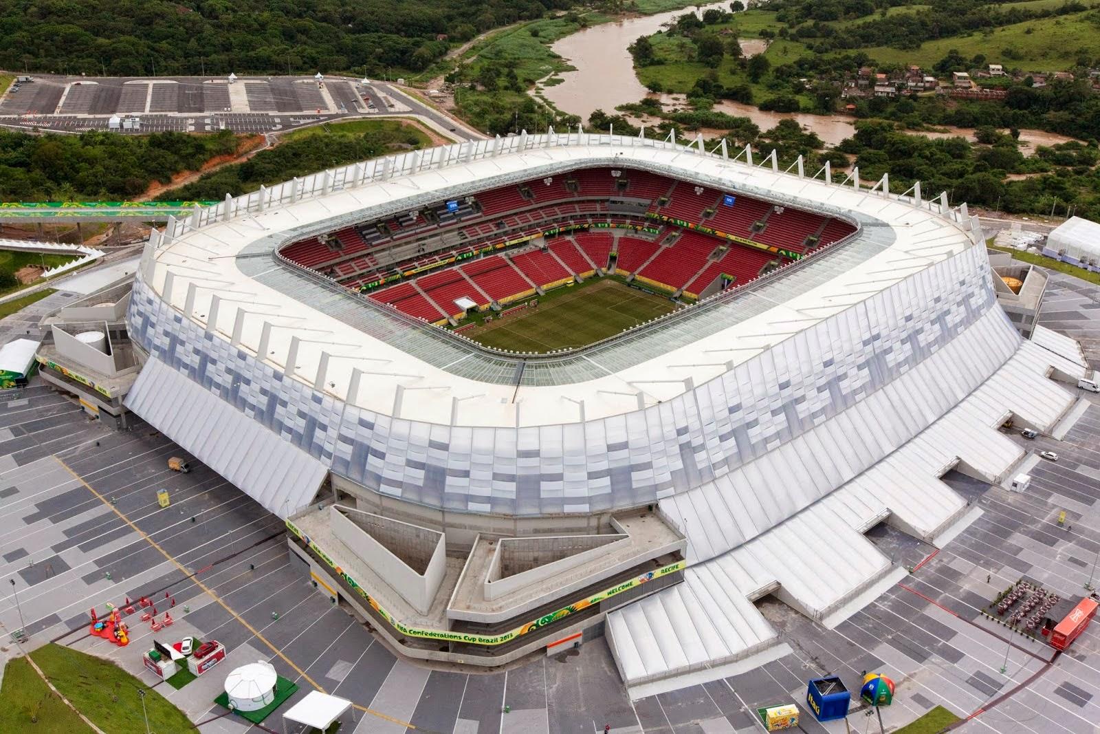 Stadion Arena Corinthians 2