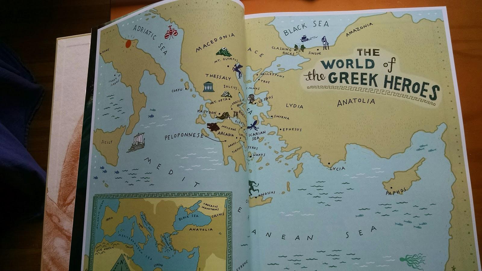 YABookNerd Percy Pack Percy Jackson39s Greek Heroes